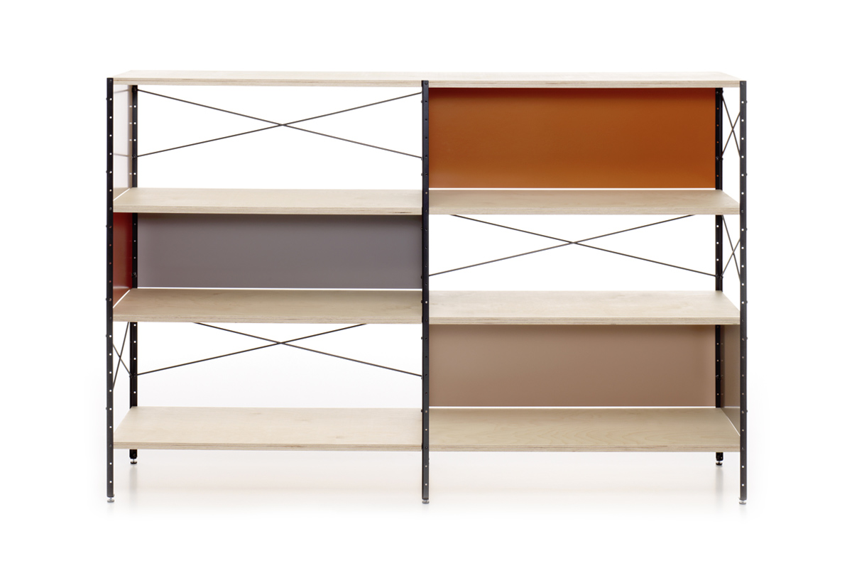Vitra - ESU Shelf designed by Charles & Ray Eames