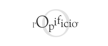 l'Opificio - logo nero