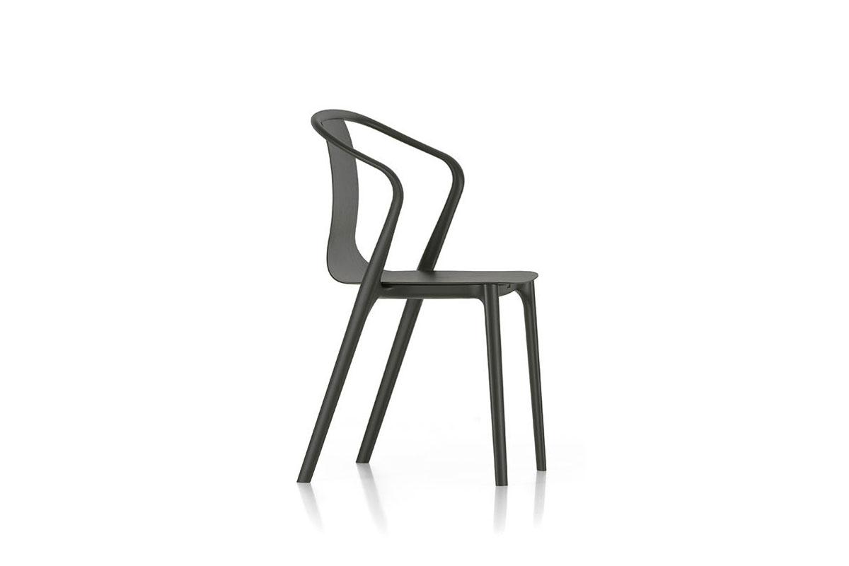 Vitra - Belleville Armchair designed by Ronan & Erwan Bouroullec