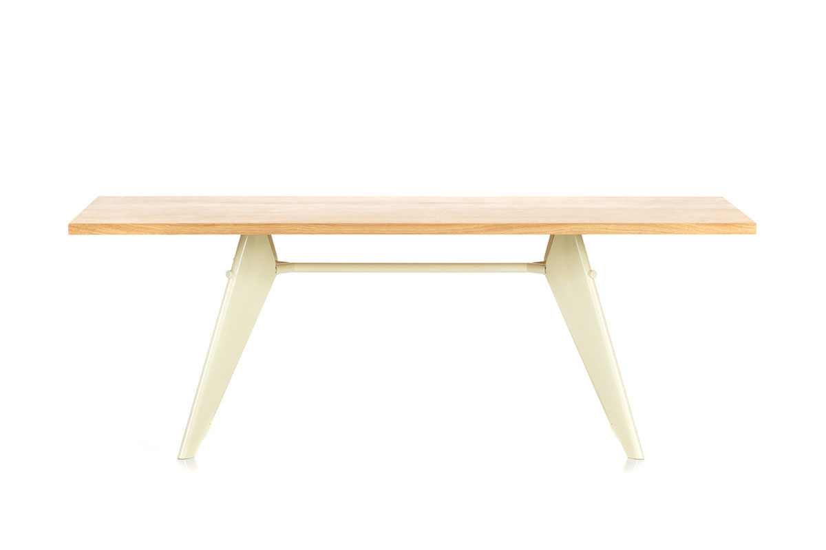Vitra - EM Table designed by Jean Prouvé