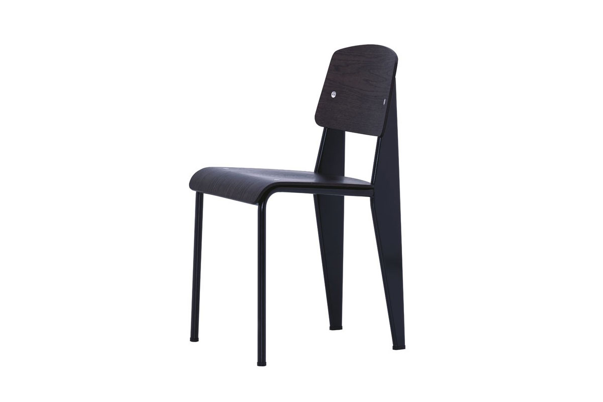 Vitra - Standard chair designed by Jean Prouvé